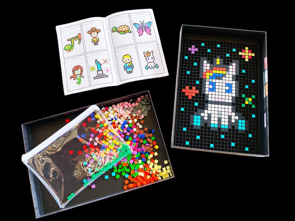 dodocraft de pixel art completo