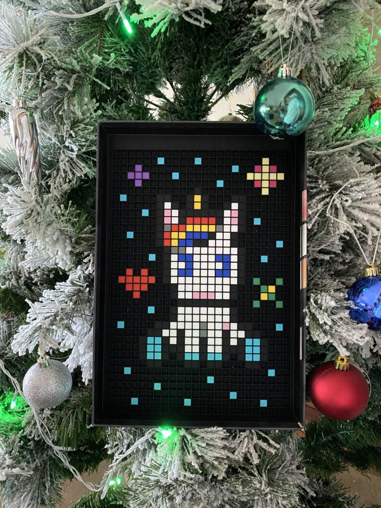dodocraft pixel unicornio fir