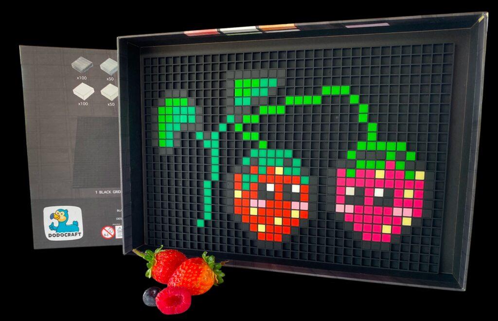 pixel art fresa dodocraft