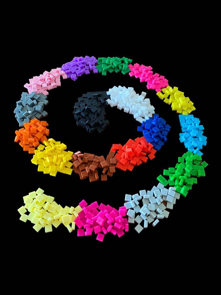 dodocraft pixel colours